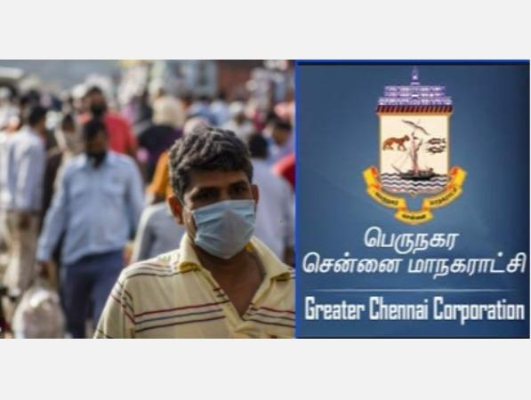 failure-to-wear-the-mask-carries-a-fine-of-rs-200-chennai-corporation