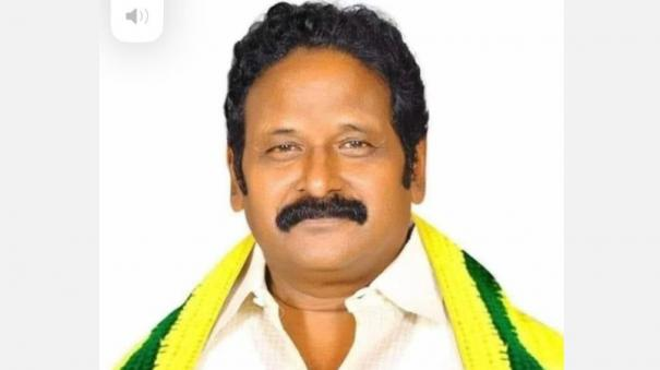 kumbakonam-aiadmk-candidate-sridhar-vandayar-gets-corona-infection