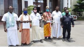 permission-must-be-granted-for-performances-with-relaxations-at-festivals-dramatists-petition-at-karur-collectorate
