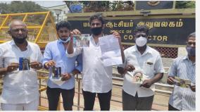 client-eating-at-restaurant-assistant-inspector-assaulting-staff-complaint-to-coimbatore-collector-commissioner