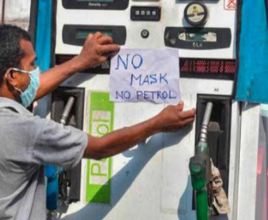 no-petrol-diesel-without-wearing-masks
