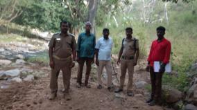special-committee-to-prevent-festive-hunting-in-the-hosur-reserve-intensity-of-monitoring