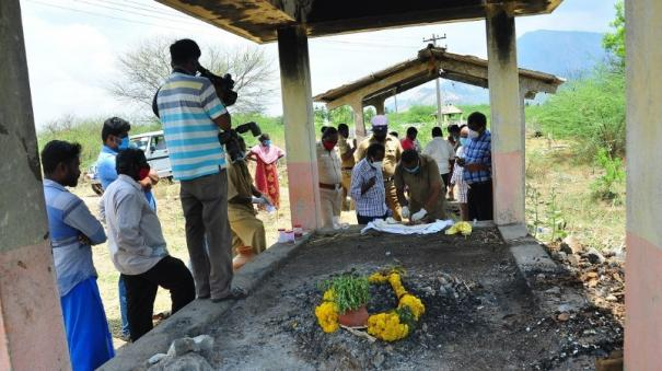 3-year-old-girl-be-killed-and-buried-near-namakkal-recovery-of-body-police-investigation