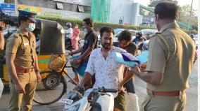 2-39-lakh-fined-rs-5-07-crore-for-not-wearing-helmet-radhakrishnan-information