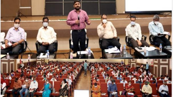 3-types-of-monitoring-teams-in-200-wards-12000-field-workers-400-fever-camps-25000-pcr-testing-chennai-corporation-action