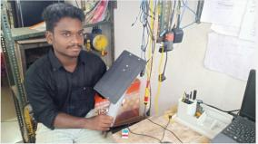 a-student-who-designs-various-tools-while-studying-call-from-iit-chennai-to-work-with-pay