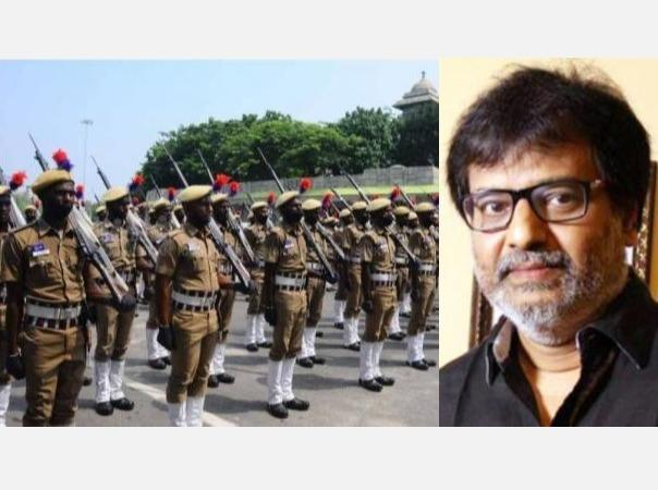 police-honor-at-vivek-s-funeral-government-announcement