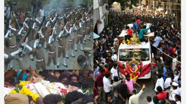 vivek-s-body-cremated-to-police-guard-of-honour-moviegoers-in-tears