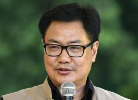 sports-minister-kiren-rijiju-tests-covid-positive-says-feeling-fit-and-fine