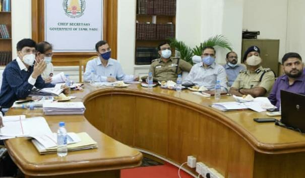 control-over-places-of-worship-chief-secretary-consults-with-all-religious-leaders