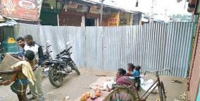 netaji-vegetable-market-closure