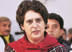 people-are-crying-for-medicines-oxygen-but-they-are-laughing-during-rallies-says-priyanka-gandhi-vadra