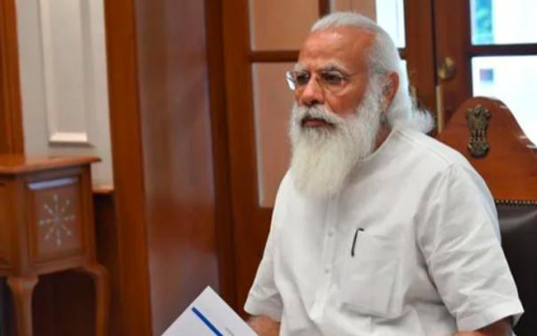 pm-cancels-bengal-visit-tomorrow-will-chair-high-level-meetings-on-covid