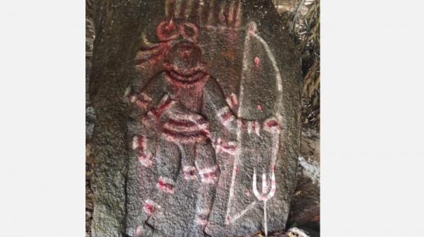 discovery-of-4-archeological-sites-belonging-to-the-pallava-period-near-tirupati