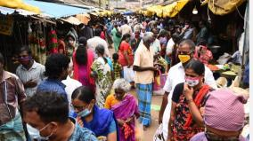 trichy-fish-and-vegetable-markets-crowded