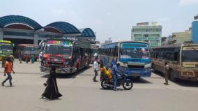sunday-curfew-completed-the-bus-service-between-hosur-and-bangalore-has-started