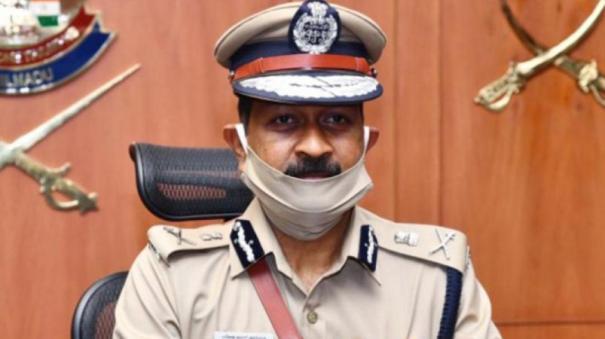 chennai-police