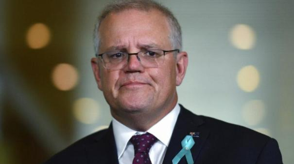 australian-cricketers-in-ipl-will-have-to-make-own-arrangements-for-return-oz-pm-morrison
