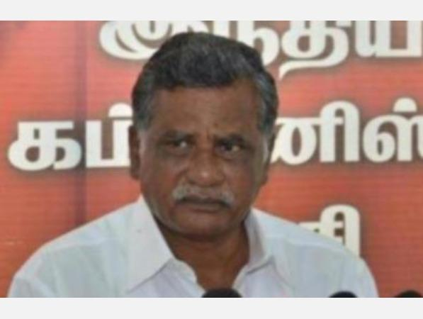 the-counting-of-votes-should-be-conducted-in-such-a-way-that-the-shadow-of-suspicion-does-not-fall-mutharajan-s-letter-to-the-election-commission