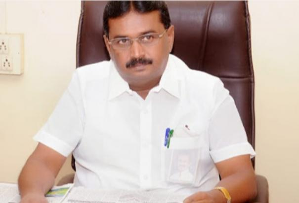 aiadmk-candidate-leads-in-singanallur-constituency-dmk-retreats