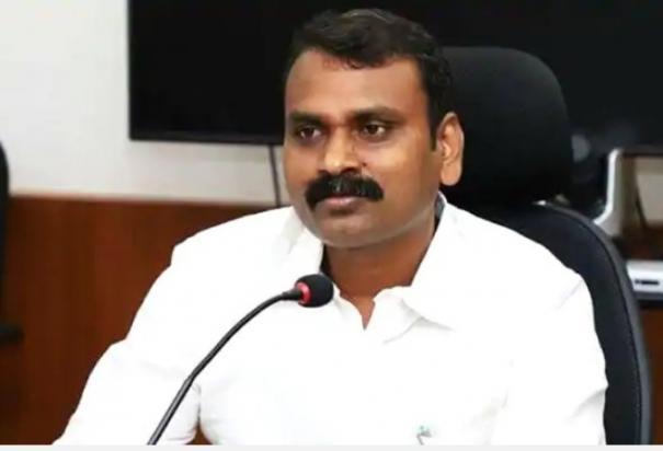 polling-stop-in-dharapuram-deputy-commissioner-negotiations