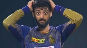 covid-hits-ipl-kkr-rcb-match-postponed-after-chakravarthy-warrier-test-positive