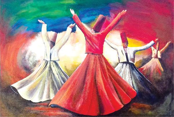 sufi-dharisanam