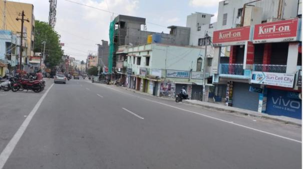 curfew-with-new-rules-all-shops-closed-and-quiet-hosur-roads