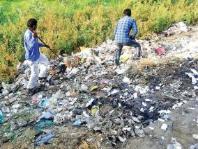 garbage-disposal-work