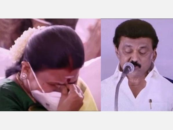 durga-stalin-stalin-s-eyewitness-who-took-charge-as-i-muthuvel-karunanidhi