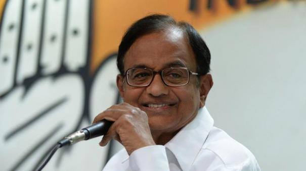 COVID situation going from bad to worse; PM, health min refuse to own responsibility: Chidambaram