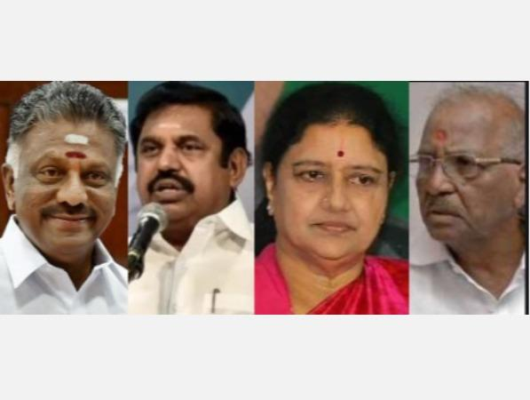 case-against-aiadmk-for-appointments-court-issues-notice-to-obs-eps-sasikala-madhusudhanan