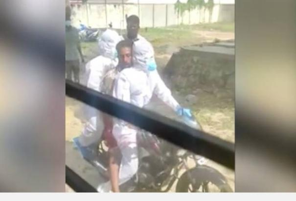 furore-over-patient-shifted-on-bike-to-hospital-from-centre