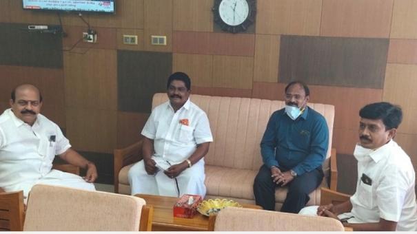 thirupathur-will-get-new-medical-college-dmk-mla-s