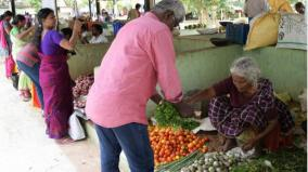 wasted-fruit-arrangements-are-being-made-to-sell-the-new-bus-stand-at-pudukkottai-and-the-old-municipal-office