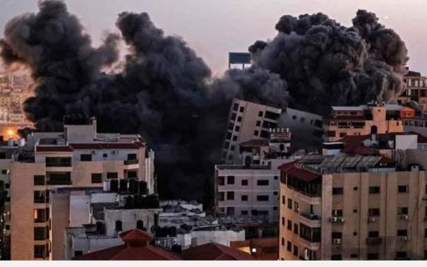 israel-in-heaviest-aerial-exchange-since-2014-war
