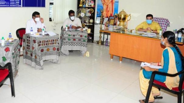 increasing-corona-interview-for-the-job-of-a-nurse-in-karaikal-begins