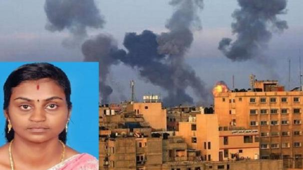 centre-confirms-death-of-kerala-woman-in-a-rocket-attack-on-israel