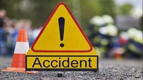 a-school-student-was-killed-when-a-lorry-collided-with-a-moped-near-karur
