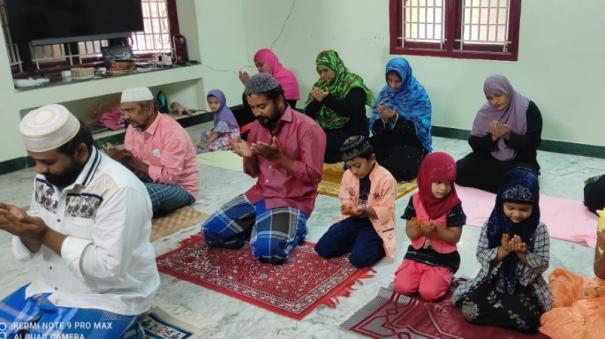 islamists-engaged-in-special-ramadan-prayers-in-curb-houses-special-prayer-for-the-world-to-recover-from-corona