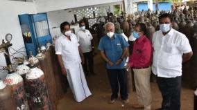 private-oxygen-factories-should-give-priority-to-madurai-minister-moorthy