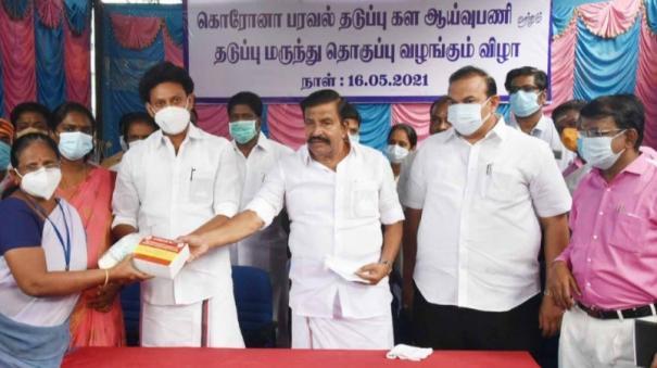 minister-kn-nehru-on-oxygen-supply
