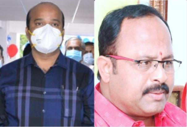 corona-infection-to-collector-mla-in-vellore-admitted-to-private-hospital