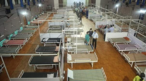 india-s-biggest-covid-treatment-facility-with-1-000-oxygen-beds-coming-up-in-kochi