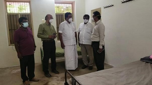 corona-siddha-medical-center-at-american-college-madurai-treatment-24-hours-a-day