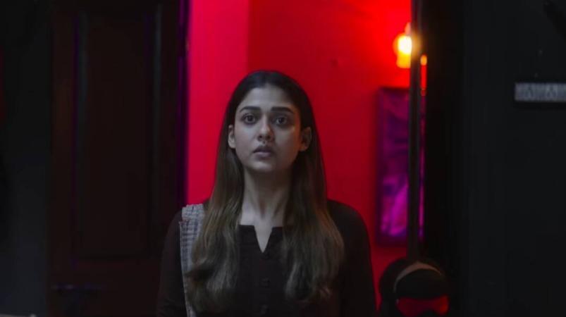 'நெற்றிக்கண்' இறுதி வடிவத்தைப் பாராட்டிய நயன்தாரா   Nayanthara impressed with the final version of Netrikann