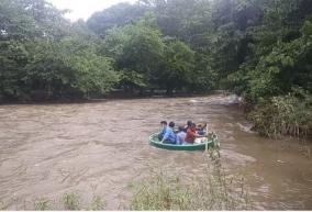 treatment-of-infected-across-the-river-the-only-one-fighting-to-stop-the-corona-in-the-isolated-tengumarahata