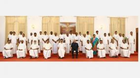 new-bungalows-allotted-to-ministers-on-greenways-road-edappadi-palanisamy-allowed-to-live-in-ministerial-bungalow