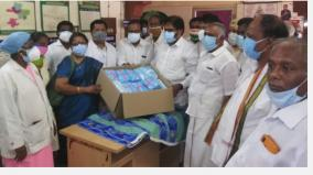 central-government-should-release-block-development-fund-for-mps-thirunavukarasar-mp-emphasis