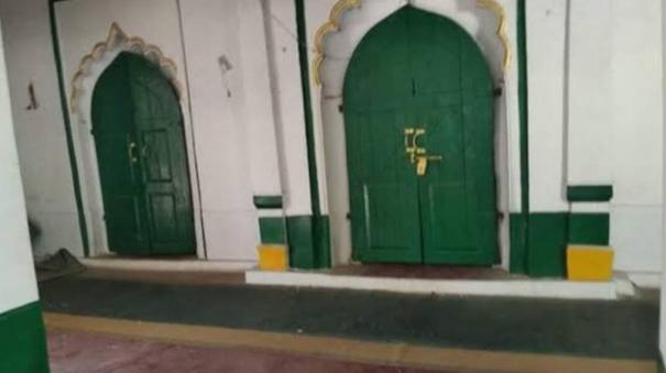 barabanki-mosque